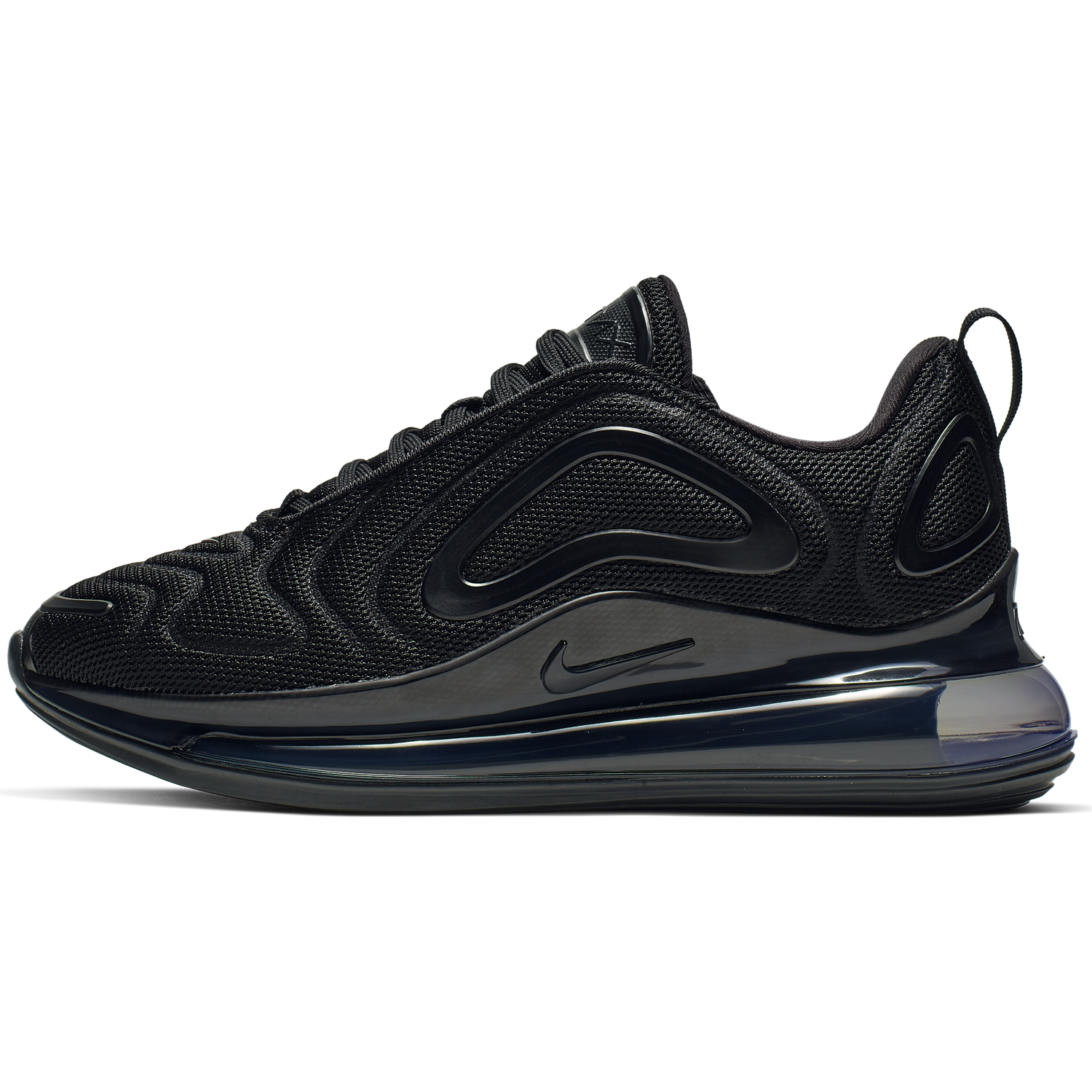 BUTY JUNIOR NIKE AIR MAX 720 CZARNE AQ3196-006 (GS)