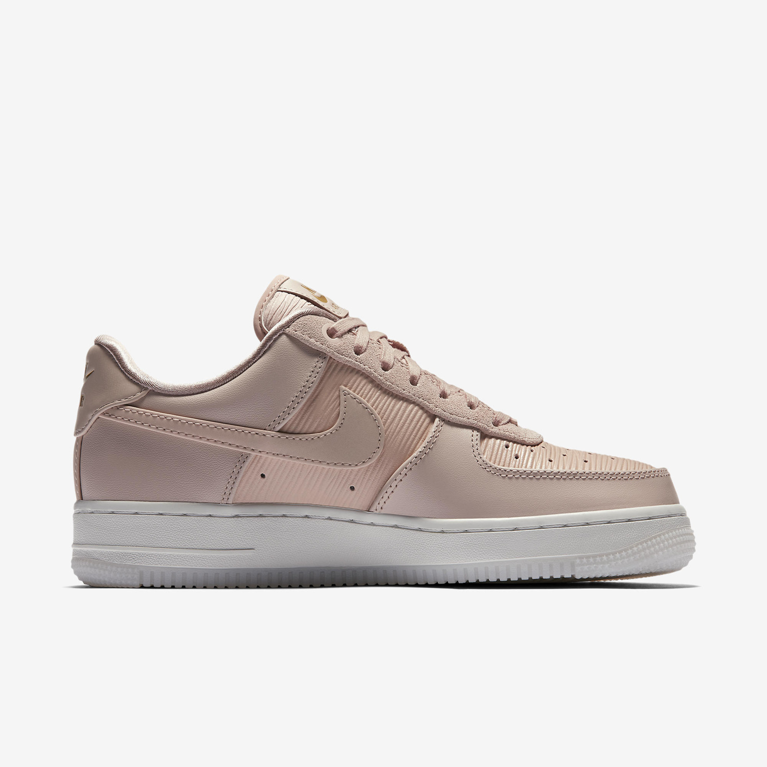 separation shoes e243f 2ea95 ... Buty damskie Nike Air Force 1 07 Lux Particle Beige 898889 201 ...