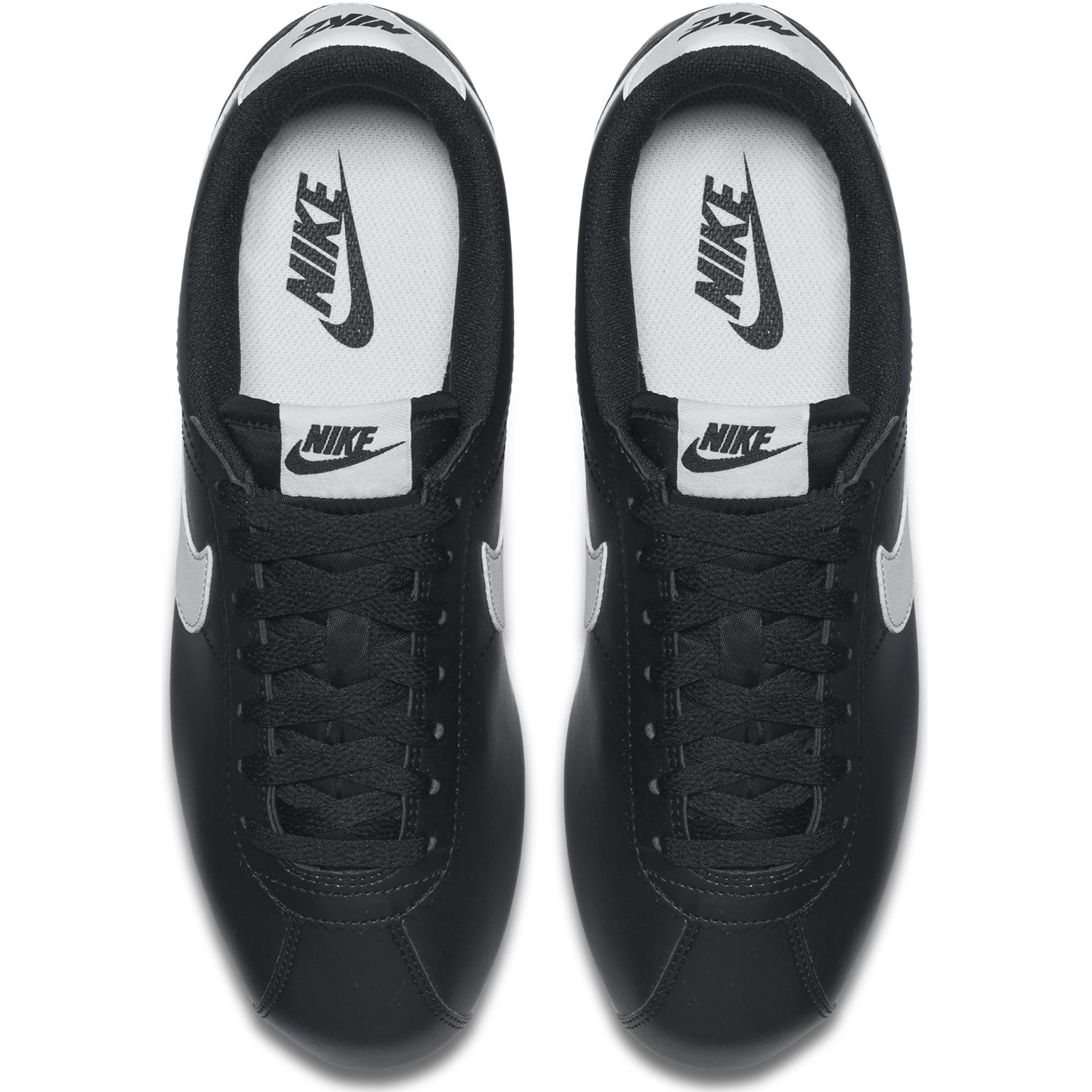 Buty damskie Nike Classic Cortez Leather Black/White 807471 010