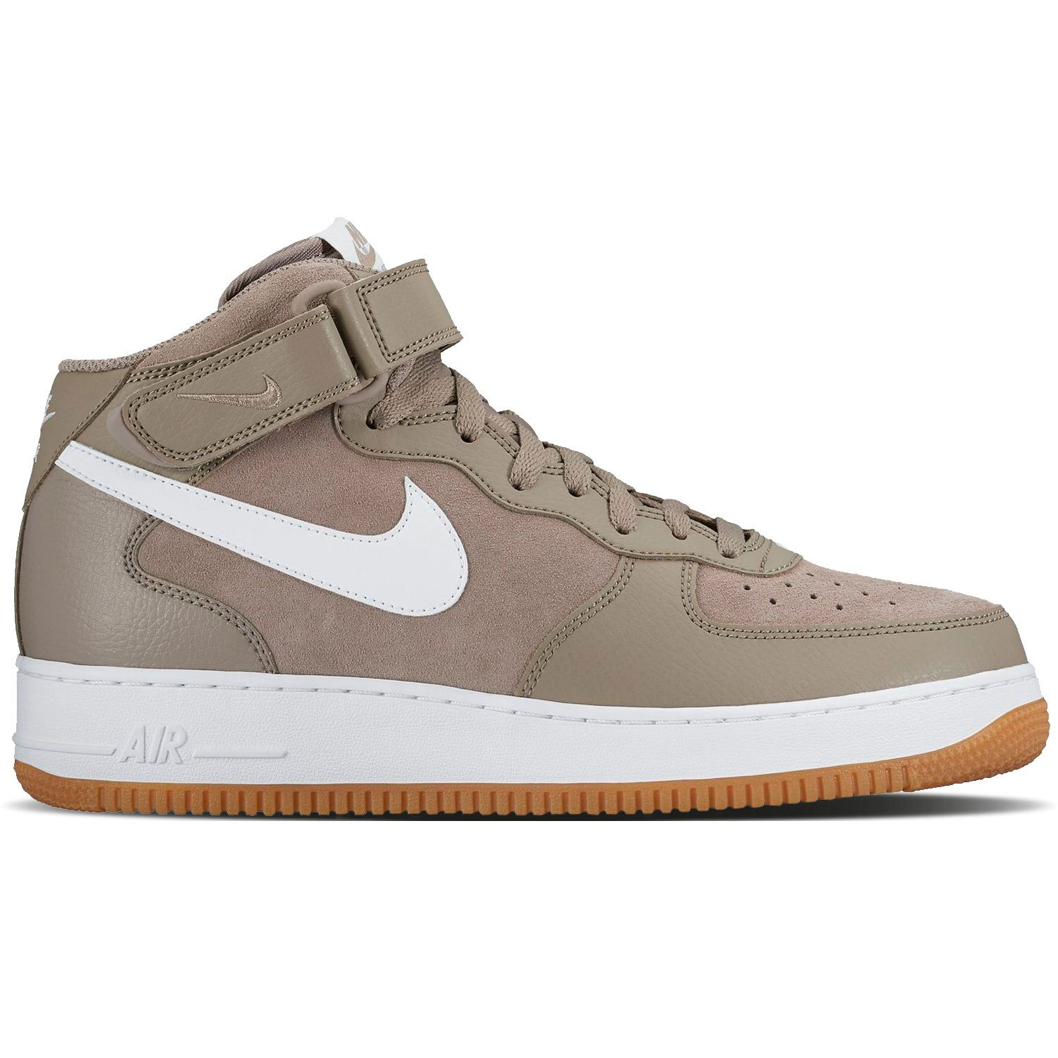 Nike Air Force 1 Mid '07 Light Taupe 315123 204