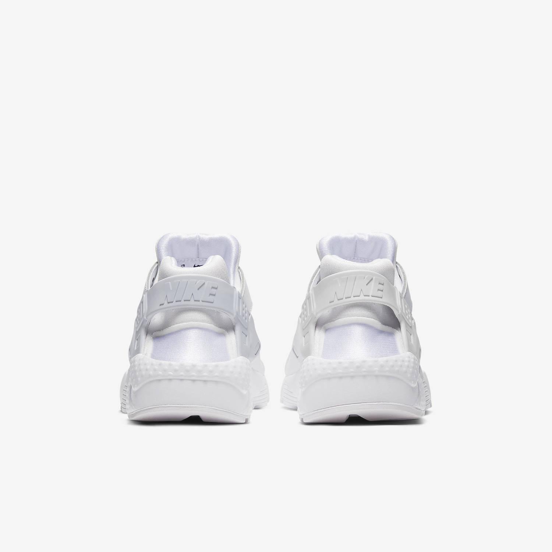 Nike Air Huarache (GS) White/Pure Platinum 654275 110