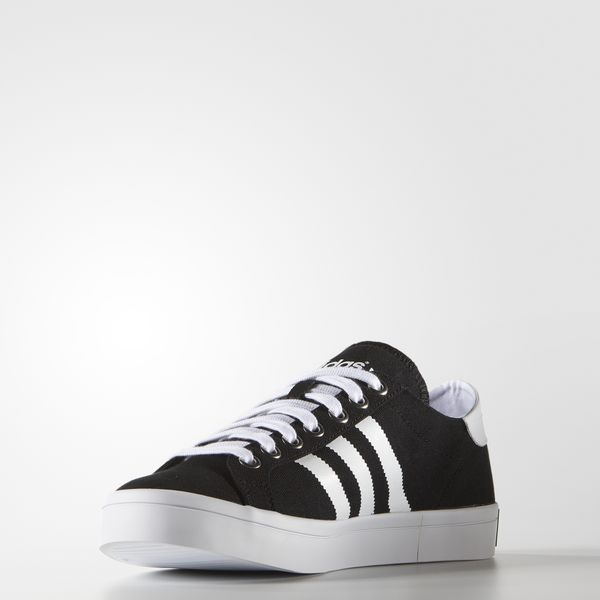 adidas Court Vintage Core Black S79302