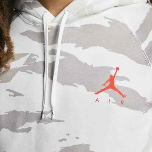BLUZA MĘSKA AIR JORDAN JUMPMAN FLEECE CAMO CJ7772-100