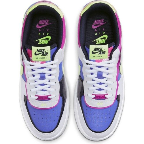 BUTY DAMSKIE NIKE AIR FORCE 1 SHADOW MULTIKOLOR CJ1641-100