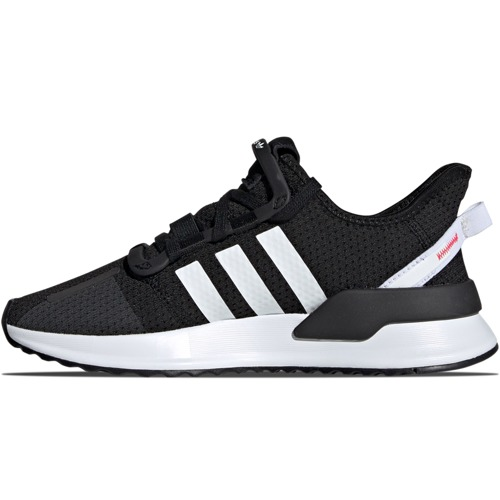 BUTY JUNIOR ADIDAS U_PATH RUN SHOES CZARNE G28108