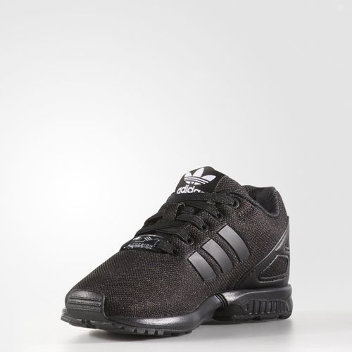BUTY JUNIOR ADIDAS ZX FLUX CORE CZARNE S76297