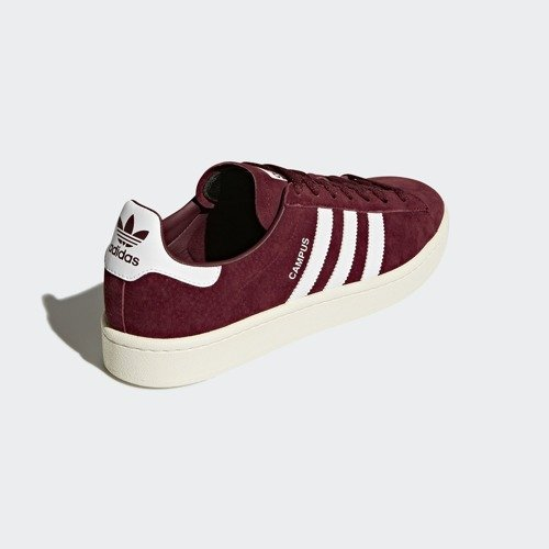 Buty męskie adidas Originals Campus Collegiate Burgundy BZ0087