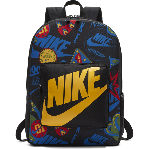 PLECAK JUNIOR NIKE PRINTED BACKPACK MULTIKOLOR BA5995-013