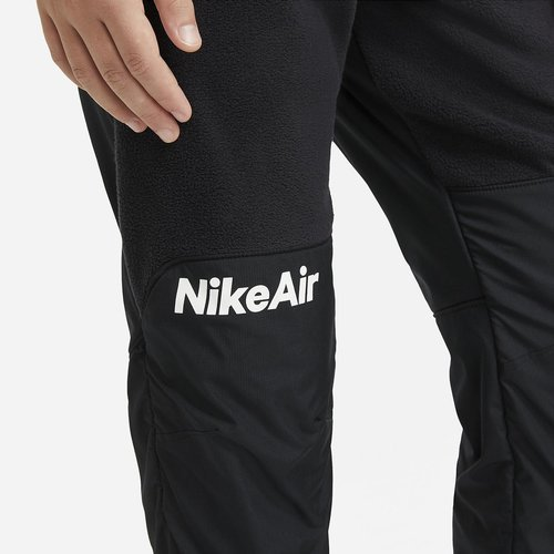 SPODNIE JUNIOR NIKE NSW AIR WNTZD PANT CZARNE CW7291-010